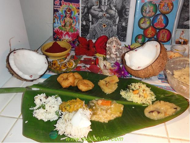 Food Offered to God or Prasadam