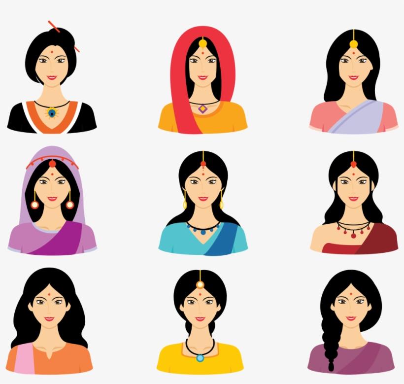 Indian Girl/Women